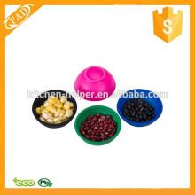 Heat and Slip Resistant Différentes couleurs Mini Condiment Pinch Bowl