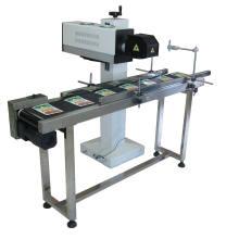 Laserbeschriftungsanlage für Kunststoff