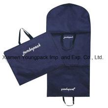 Personalizado impresa no tejidos PP Suit Cover Garment Bag