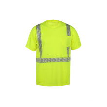 Wholesale High Visibility Reflective T-Shirt