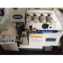 Br-747 máquina de coser de Overlock de cuatro hilos (SIRUBA tipo)