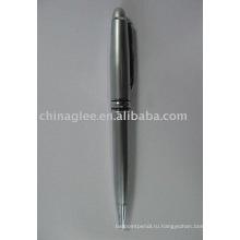 Шариковая ручка, металлическая ручка