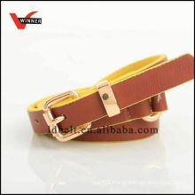 Customized fashion ladies belt models