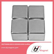 Haute puissance néodyme puissant aimant de bloc avec ISO9001 Ts16949