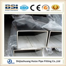 316 stainless steel 4X4 tube square
