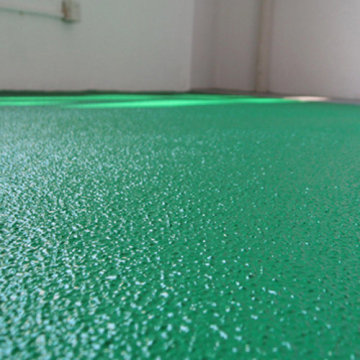 Orange peel wear-resistant epoxy flat coating floor