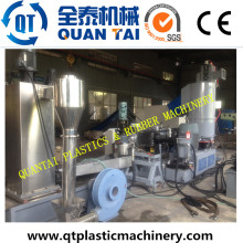 Water Ring Die Face Granulating Line