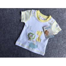 Baby-Kleidungs-Satz-Pyjamas scherzt Kleid-Lager-Kind-Abnutzung