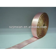 gold edge satin ribbons