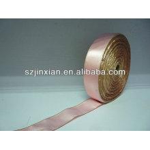 gold edge satin ribbons