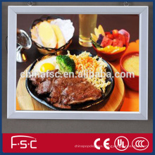 Slim aluminum profile for light box with best price