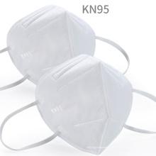 Mascarillas N95 pm2.5 Mascarilla protectora KN95 de 6 capas Mascarilla antivaho para adultos Mascarillas no tejidas a prueba de polvo