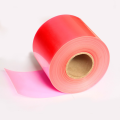 Rolo de folha transparente de PVC rígido