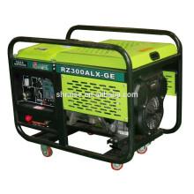 220 / 300A Générateur de soudage à essence