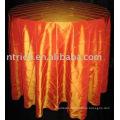 Taffeta Pintuck Tablecloth,Hotel/Banquet Table cover