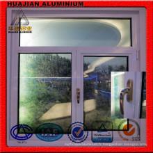 Profils en aluminium revêtus de poudre pour fenêtres et portes à rupture thermique