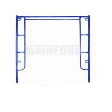 Q345 steel walk-thru access frame  Mason Frame light duty scaffold frames sused construction