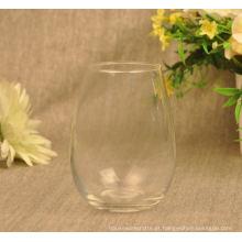 Suco de vidro soprado boca de vidro