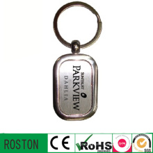 OEM Logo Accept Fashion Metal Keychain