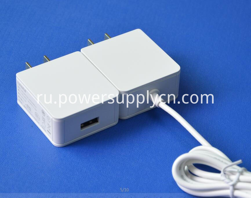 5V3A power supply charger