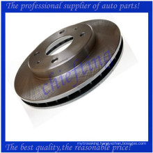 MR205584 30872926 51712-M2000 BG3116 DF2798 for HYUNDAI Mitsubishi VOLVO brake disc rotor