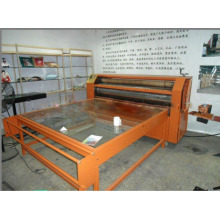 ZX-1200 1700 Roller Sublimation Transfer Machine heat transfer machine