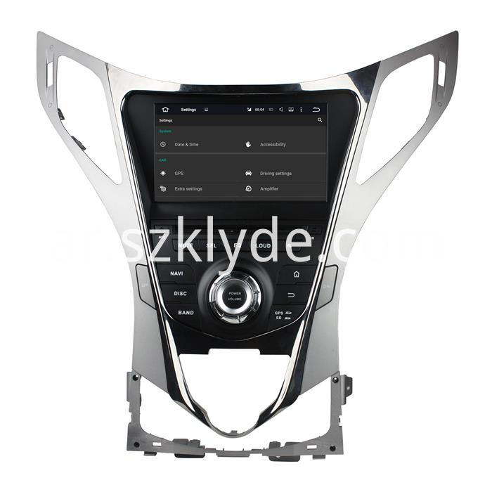 hyundai azera in car entertainment (2)