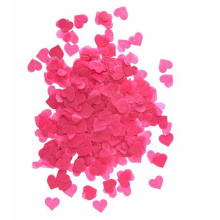 Colorful Heart Paper Confetti