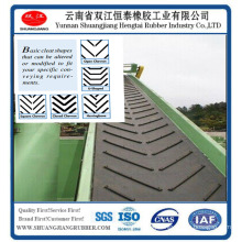 Cleated Belts, Rubber Conveyor Belt