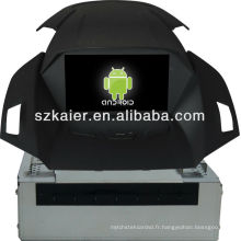 Lecteur DVD de voiture pour Android système 2013 FORD Kuga