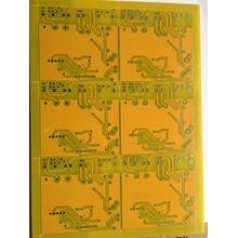 Best-Selling for Supply Board PCB 2 layer Yellow solder PCB export to Portugal Importers