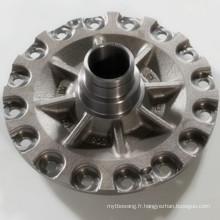 Ductile en fonte de fer avec usinage de précision