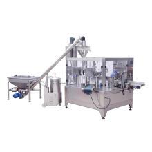 Machine d'emballage rotatoire de cachetage de poudre de Gd8-200b