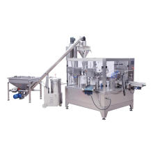 Gd8-200b Rotary Powder Sealing Packing Machine