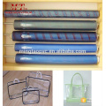 china mattress pvc super clear packing film