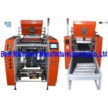 De Boa Qualidade Fully Automatic HDPE Wrap filme rebobinamento máquina