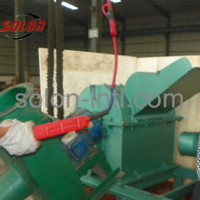 recycling sawdust hot sales wood block crusher