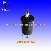 Filtro de combustible 60811822 para ALFA ROMEO, CHRYSLER, DAEWOO, FIAT, FORD, LADA, FIAT, SEAT