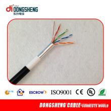 Cat5e FTP Cable Fabricante