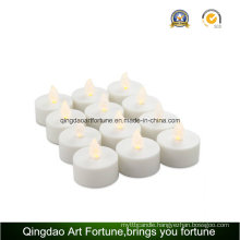 9pk LED Tea Light Candle Set for Outdoor Hotel Decor