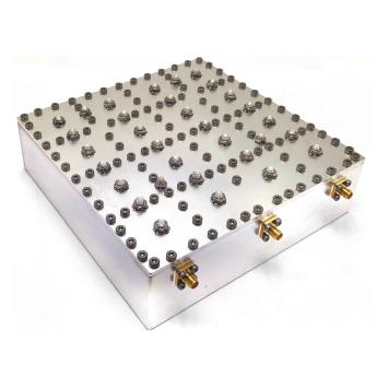 UHF 450-470MHz Tunable Cavity Duplexer