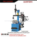 Tire Changer pneumatically operated tilting column with right help arm