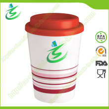 12 Oz Take Away Coffee Cup, coupe-café avec couvercle