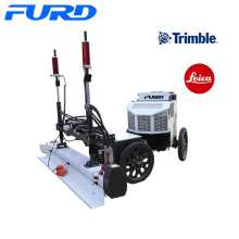 Hydraulic Steering Concrete Paver Concrete Laser Screed