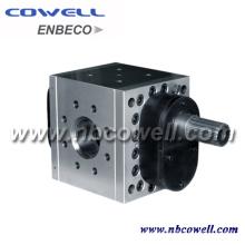Chauffage électrique Pompe à engrenages en fusion pour système d'extrusion