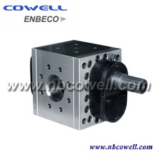 Electrical Heating Melt Gear Pump for Extrusion System