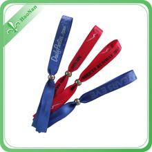 Promotion Gifts Custom Logo Printing Polyester Wristbands/Bracelets