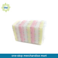 8 PC Kitchen Cleaning Sponge With Dot