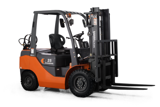 Environmental Clean Fuel Forklift