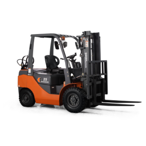2.5 Ton LPG&Gasoline Dual Fuel Environmental Forklift